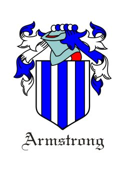 Armstrong Coat of Arms